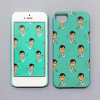 MINT AURORE SNAP CASE FOR IPHONE 5