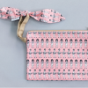 TABOM PINK RIBBON POUCH