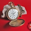 นาฬิกาพกทองเหลือง Omega