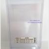 กล่องสบู่ผืนผ้า 10.7 x 19.2 x 3.2 cm