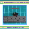 1x Female Pin Header 1x3 Pin Single Row Pitch 2.54mm (1pcs per lot)