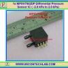 1x MPXV7002DP Differential Pressure Sensor IC ( -2.0 kPa to 2.0 kPa)