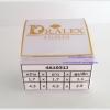กล่องเครื่องสำอางค์ 4.3 x 4.3 x 2.9 cm(แบบสกรีน)