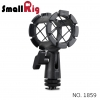 SMALLRIG® Microphone Shock Mount for Camera Shoes and Boompoles 1859