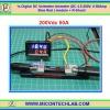 1x Digital DC Voltmeter Ammeter (DC 4.5-200V, 0-50Amp Blue Red ) module + R-Shunt