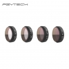 PGYTECH ND SET(G-ND4 8 16 32) Filter for DJI Mavic Air