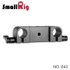 SMALLRIG® New RailBlock with Double 15mm Rod Clamp 840