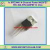 1x IRFZ44 Power MOSFET 55V 49A 94W N-Channel IRFZ44NPBF IC Chip