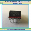 1x PIC12F683-I/P FLASH 3.5KBYTES, 128 BYTES RAM PIC12F683 IC Chip