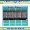 1x MAX3232 3.0-5.5Vdc True- RS232 Transceivers SMD IC Chip