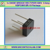 1x DIODE BRIDGE RECTIFIER 600V 8 Amp KBPC806 BR-10 Package