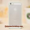 Case iPhone 4/4s iPhone 5 iPhone6/6plus ขอบสีมิ้น ด้านหลังสีขุ่น