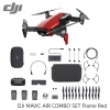 DJI MAVIC AIR COMBO SET (Flame Red)