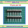 12x TK58E06N1 TOSHIBA 105A 60V N-Channel Power MOSFET IC Chip