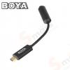 BOYA Gopro 3.5mm Mic adapter Hero4/3/3+