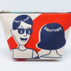 TABOM SUNGLASS BOAT POUCH