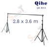 Qihe QH-B014 Background Stand Set 2.8*3.6m