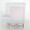 กล่องสบู่ผืนผ้า 7.1 x 10.8 x 4 cm