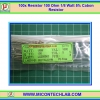100x Resistor 100 Ohm 1/8 Watt 5% Cabon Resistor