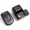 Flash Wireless Trigger PT-04NE set with Umbrella Holder 1 Receiver