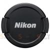 Lens Cap NikonV2 52/55/58/62/67/72/77 mm