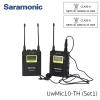 Saramonic UWMIC10-TH Set 96-Channel Digital UHF Wireless Lavalier Microphone System