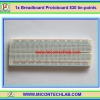 1x Breadboard Protoboard 830 tie-points
