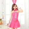 Pre Order / กระต่ายใหญ่สวย bandeau ทดลองเครื่องแบบการแต่งกายชุดชั้นในเซ็กซี่