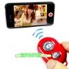 ราคาพิเศษ!! บลูทูธชัตเตอร์กล้อง ควบคุมระยะไกลสำหรับ IOS และ Android โทรศัพท์ Bluetooth Remote Shutter