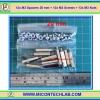 12x M3 Spacers 20 mm + 12x M3 Screws + 12x M3 Nuts (เสารองพีซีบีแบบปลายผู้เมีย 20 มม)