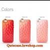 Case iPhone 4/4s iPhone 5 ลาย สตอเบอร์รี่(Strawberry)