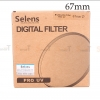 Selens Pro UV 67mm Ultra-thin