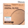 Selens Pro UV 58mm Ultra-thin