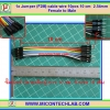 1x Jumper (F2M) cable wire 10pcs 10 cm 2.54mm Female to Male
