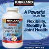 กลูโคซามีน Kirkland Signature™ Glucosamine with MSM, 375 Tablets
