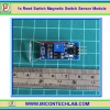 1x Reed Switch Magnetic Switch Sensor Module