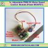 1x PWM Power MOSFET DC Motor Speed Control 12-35V 3A Module