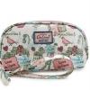 กระเป๋าสตางค์ Chalita wu สีขาวหอไอฟ้า