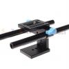 15mm Rods ความยาว 150 mm x 2 + เพลทยึดกล้อง