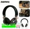 ราคาพิเศษ หูฟัง Remax Bluetooth ครอบหู 195HB Stereo headphone เบสแน่น กังวาล นุ่มใส สวย คลาสิค