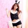 Pre Order / ชุดชั้นในเซ็กซี่ ทักซิโ้ กระต่าย ครบเซ็ท