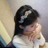 เลือกสีด้านในนะคะ คาดผม Flower Garden Hand Made Korea HR2194