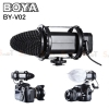 Microphone BOYA BY-V02 Compact Stereo