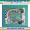 1x Jumper (F2F) cable 20 cm 10pcs Gray color (Female to Female)