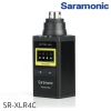 Saramonic SR-XLR4C 4 Channel VHF Wireless XLR Plug-in Microphone Transmitter for the SR-WM4C Wireless System