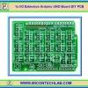 1x I/O Extension Arduino UNO Board DIY PCB