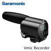 Saramonic Vmic Recorder Microphone with LCD monitor for DSLR Cameras and Camcorders
