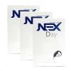 """3 กล่อง > NEX DAY (รสช้อคโกแล็ต) เน็กซ์เดย์ ลดน้ำหนัก """"ไม่หิว ไม่เหี่ยว"""""""