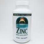 Source Naturals, Zinc, 50 mg, 250 Tablets