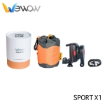 Wewow Official Selling Sport X1 Handheld Gimbal Stabilizer for Gopro Hero Sports Camera and Smartphones